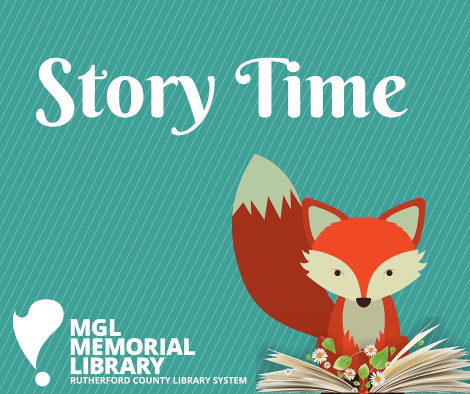 MGL Story Time