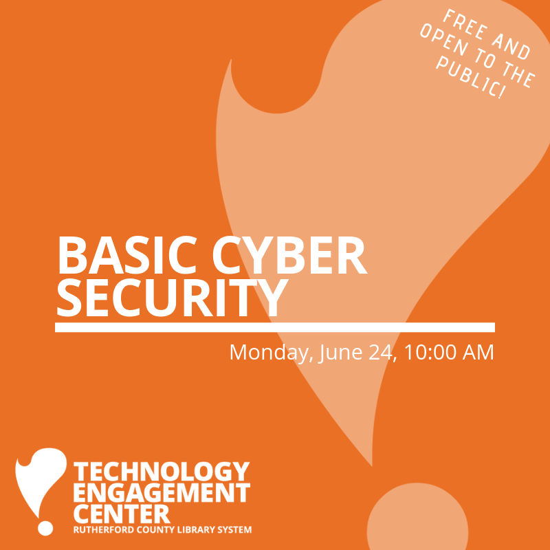 Basic Cyber Security