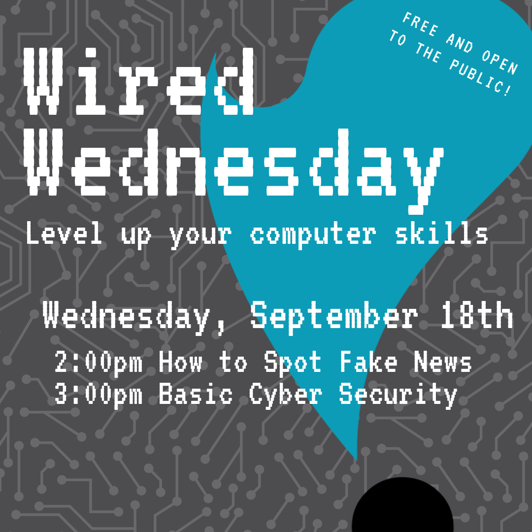 Wired Wednesday