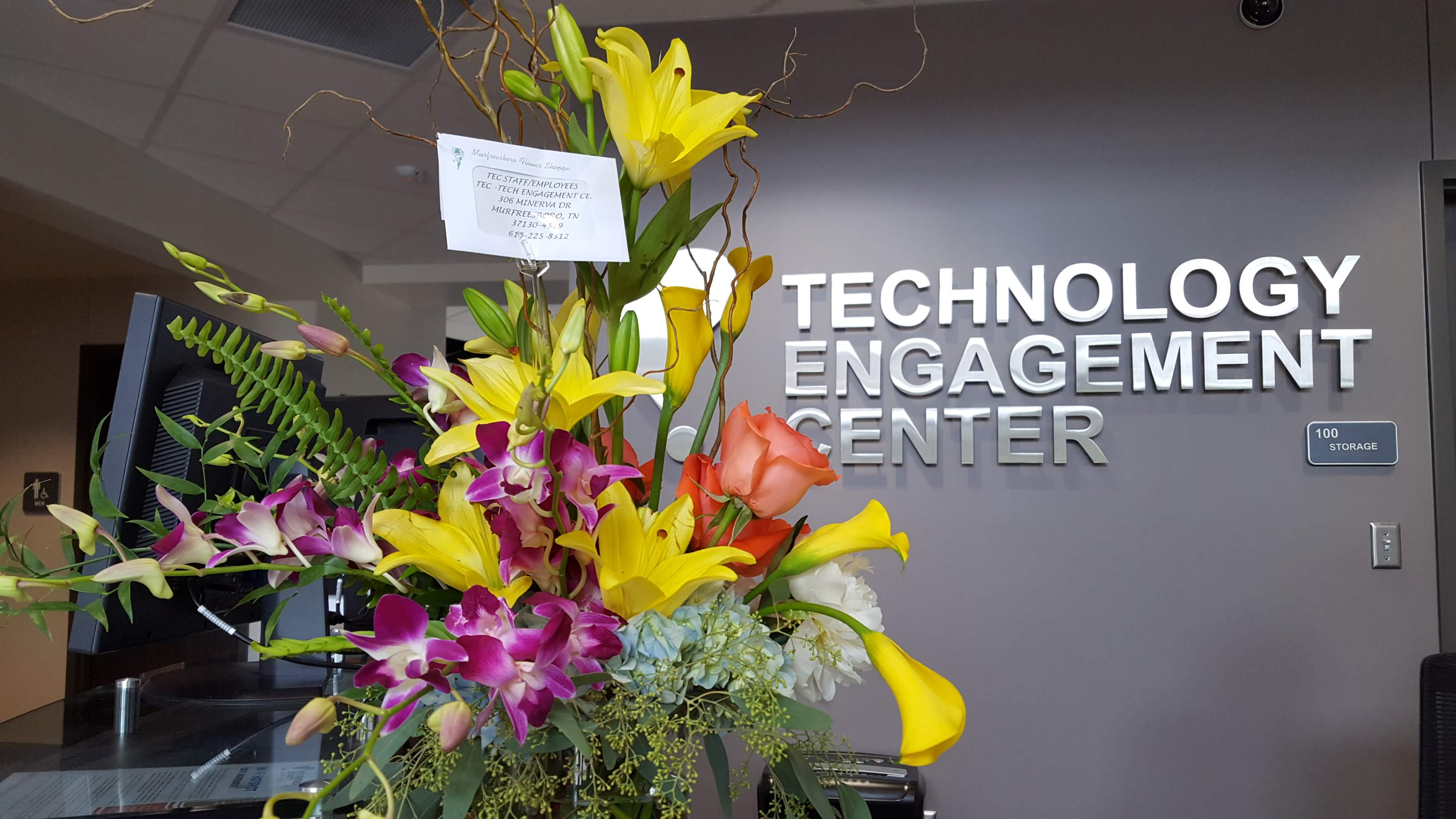 Technology Engagement Center celebrates 1st Anniversary
