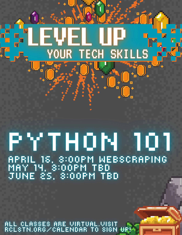 Level Up! Python Programming 101