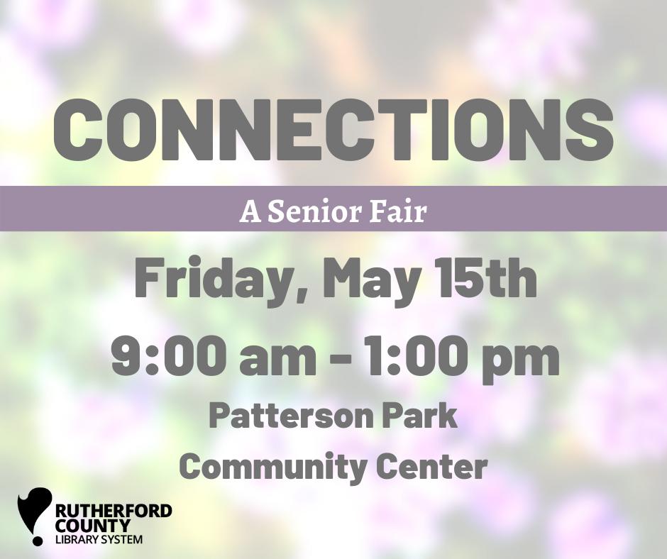 Connections: A Senior Fair