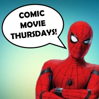 Comic Movie Thursdays at Linebaugh