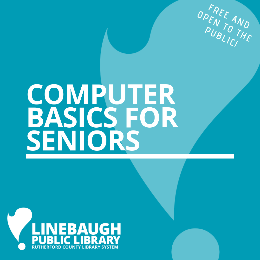 Computer Basics for Seniors