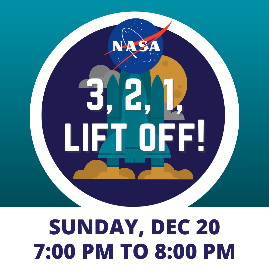 NASA YouTube Live Event