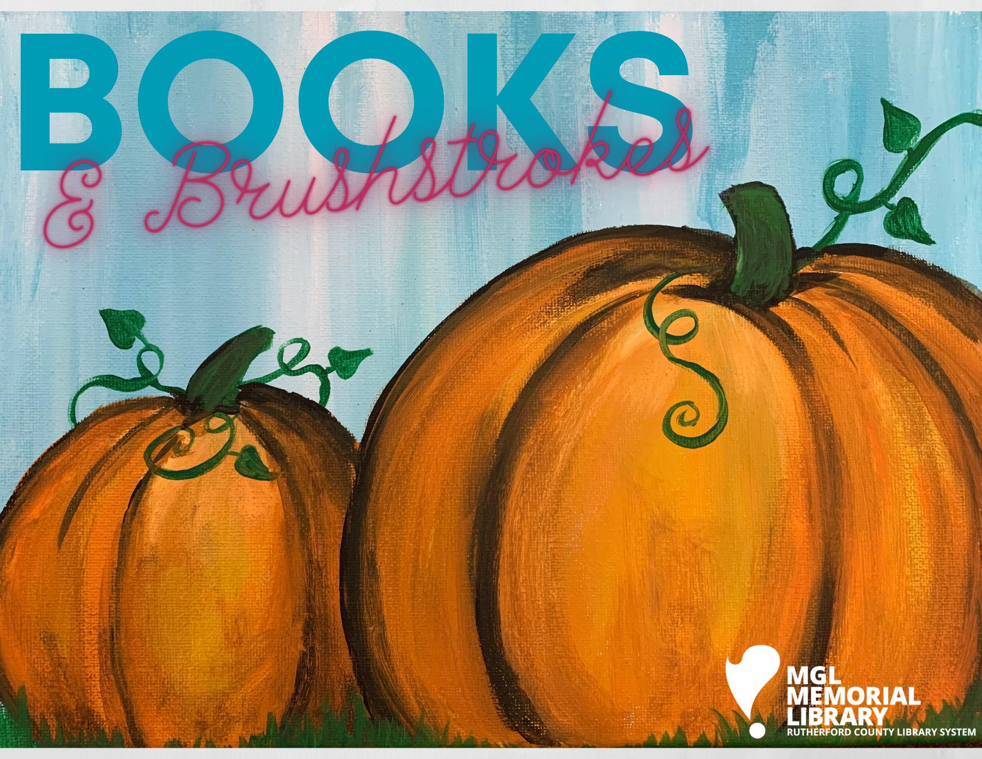 Books & Brushstrokes