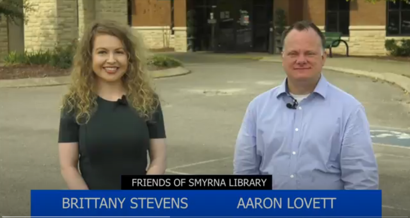 Learn more about Friends of Smyrna Library