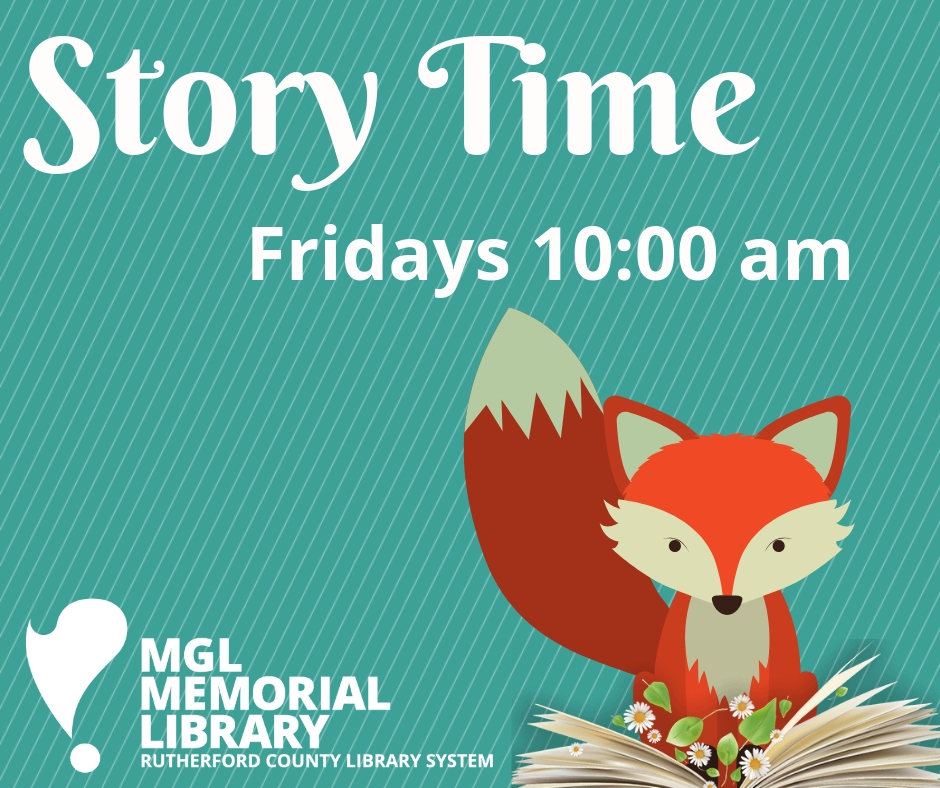 Story Time at MGL Library