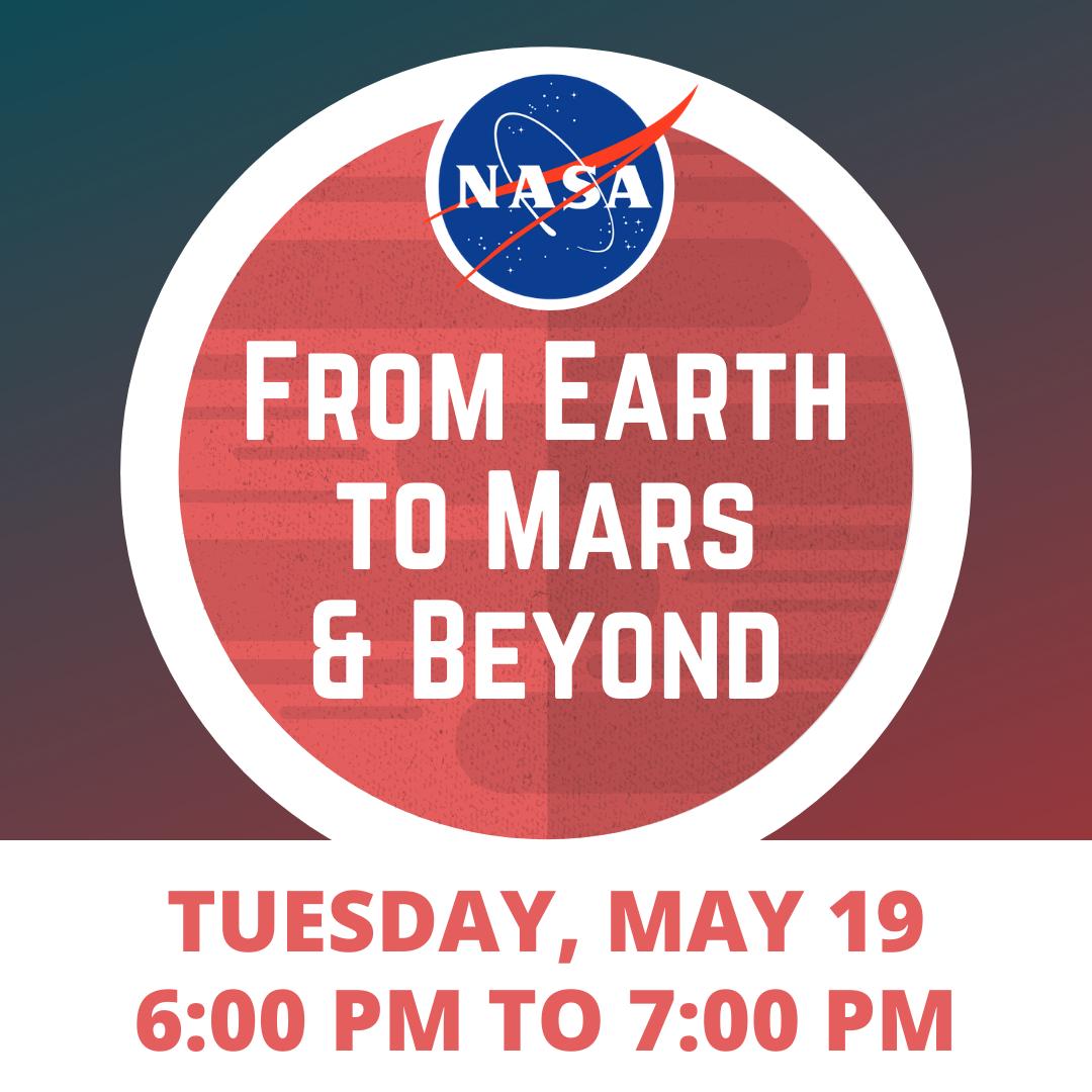 NASA logo, library program, NASA/JPL Solar System Ambassador