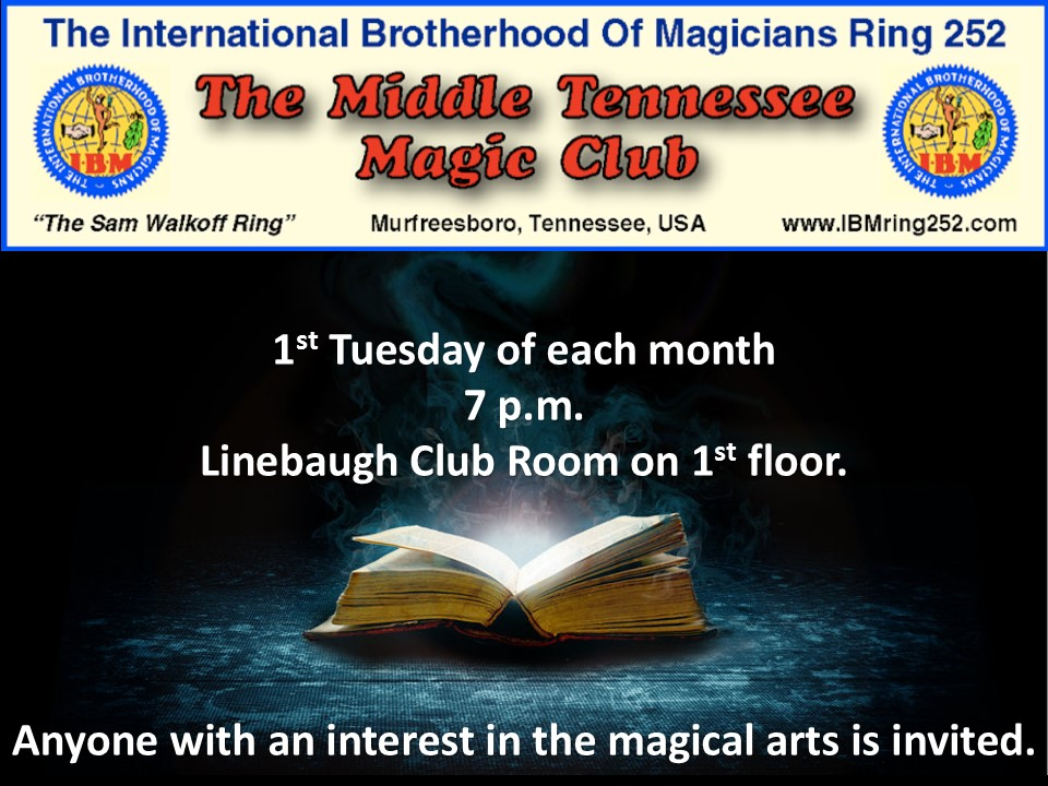 MidTN Magic Club @ Linebaugh