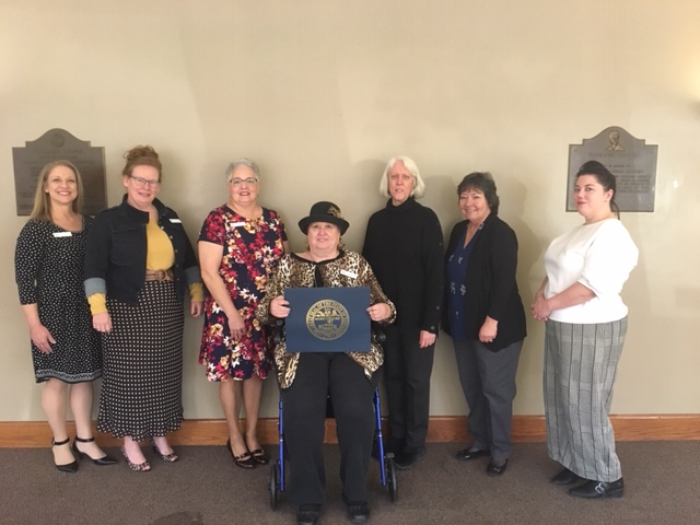 Rutherford County Library System Staff Graduate State Training Program