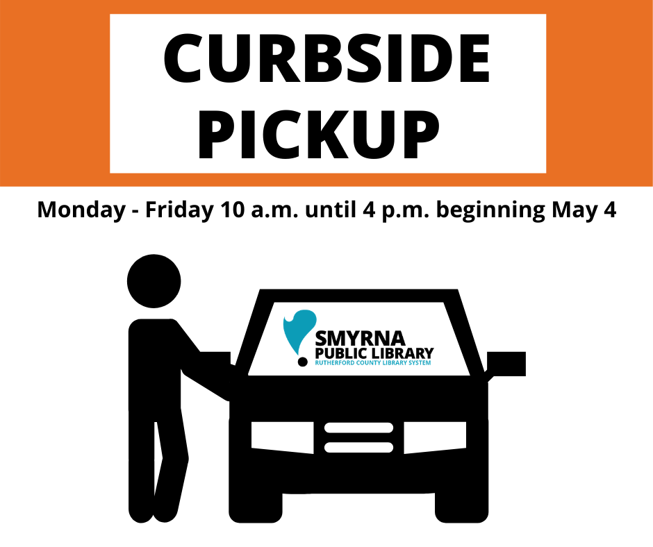 Smyrna Public Library Begins Curbside Service