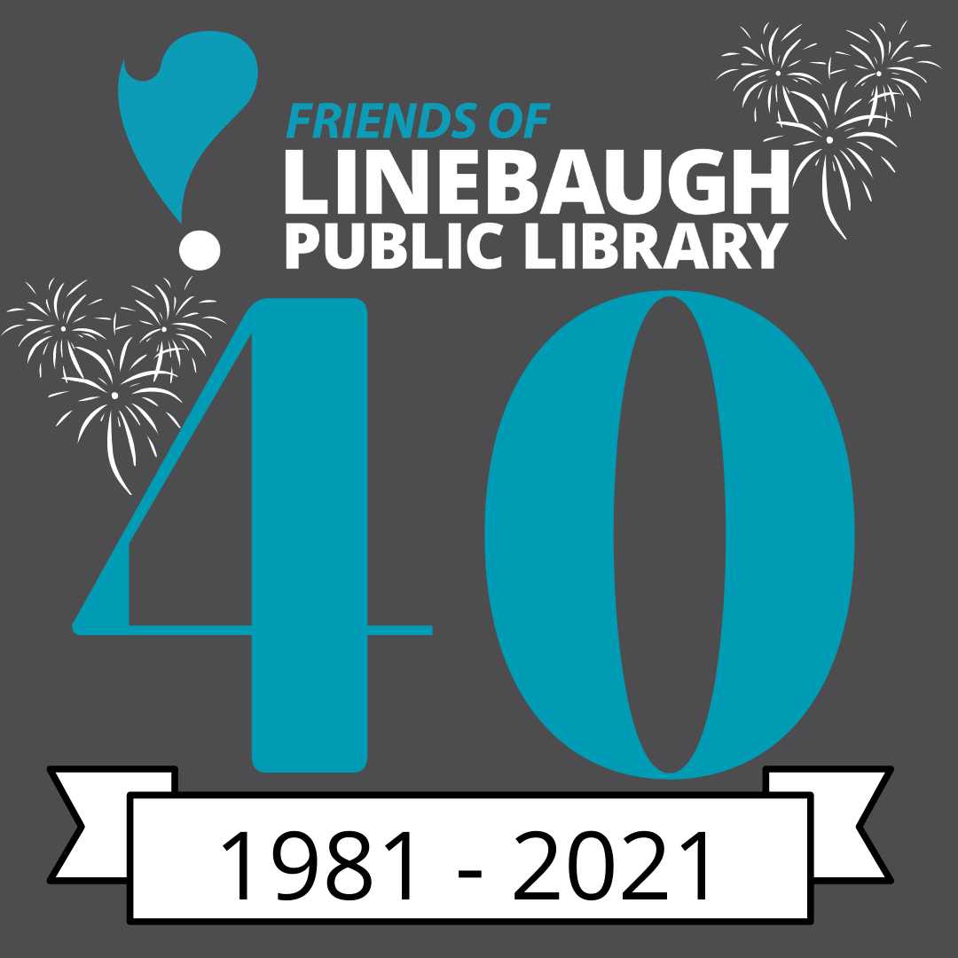 Friends of Linebaugh Library Celebrates 40th Anniversary