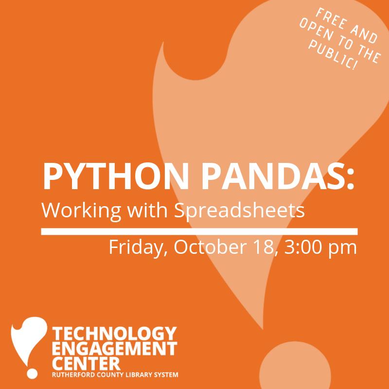Python Panda