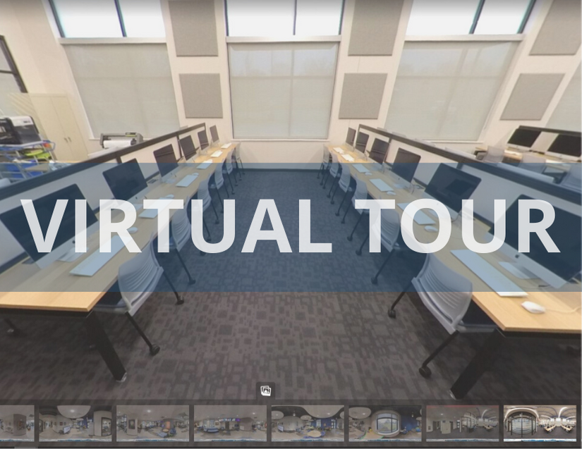 360° Virtual Tour of the TEC