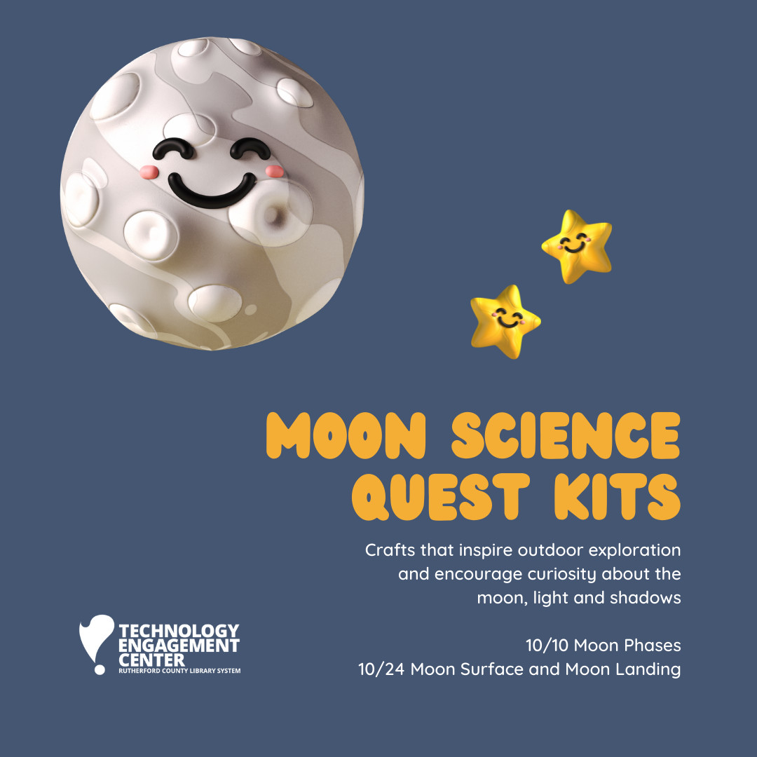 Moon Science Quest Kits