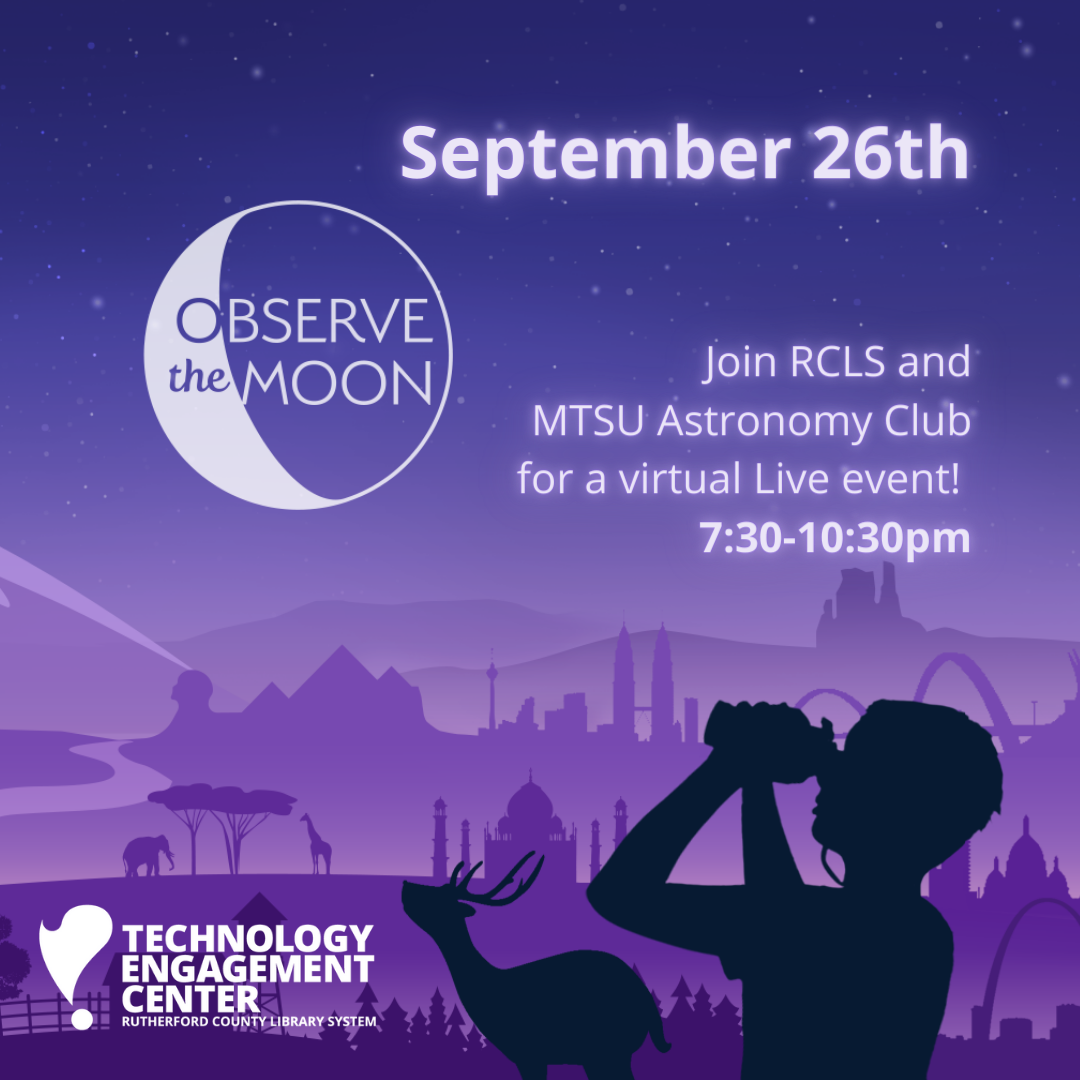 Observe the Moon Night!