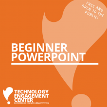 Beginner PowerPoint