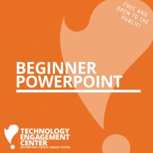 Beginner PowerPoint