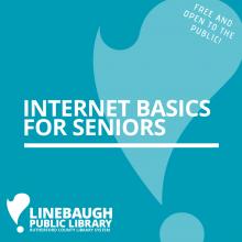 Internet Basics for Seniors