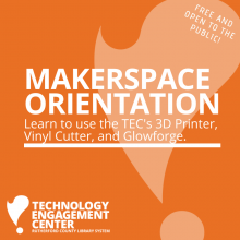 Makerspace Orientation
